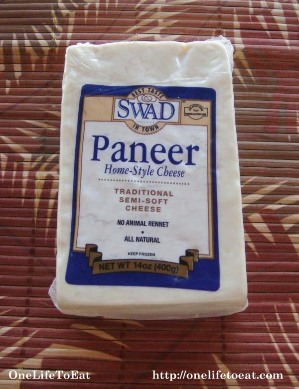 Block of Paneer