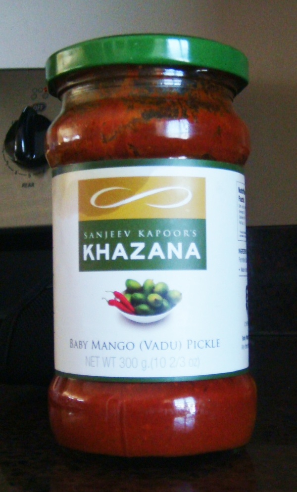 My favorite brand of mango pickle
