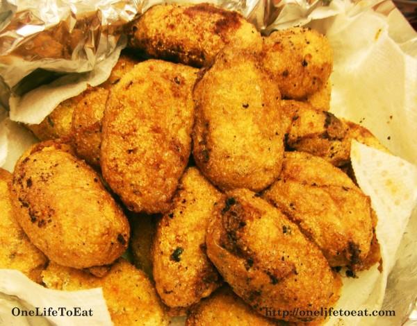 Shaami Kebabs