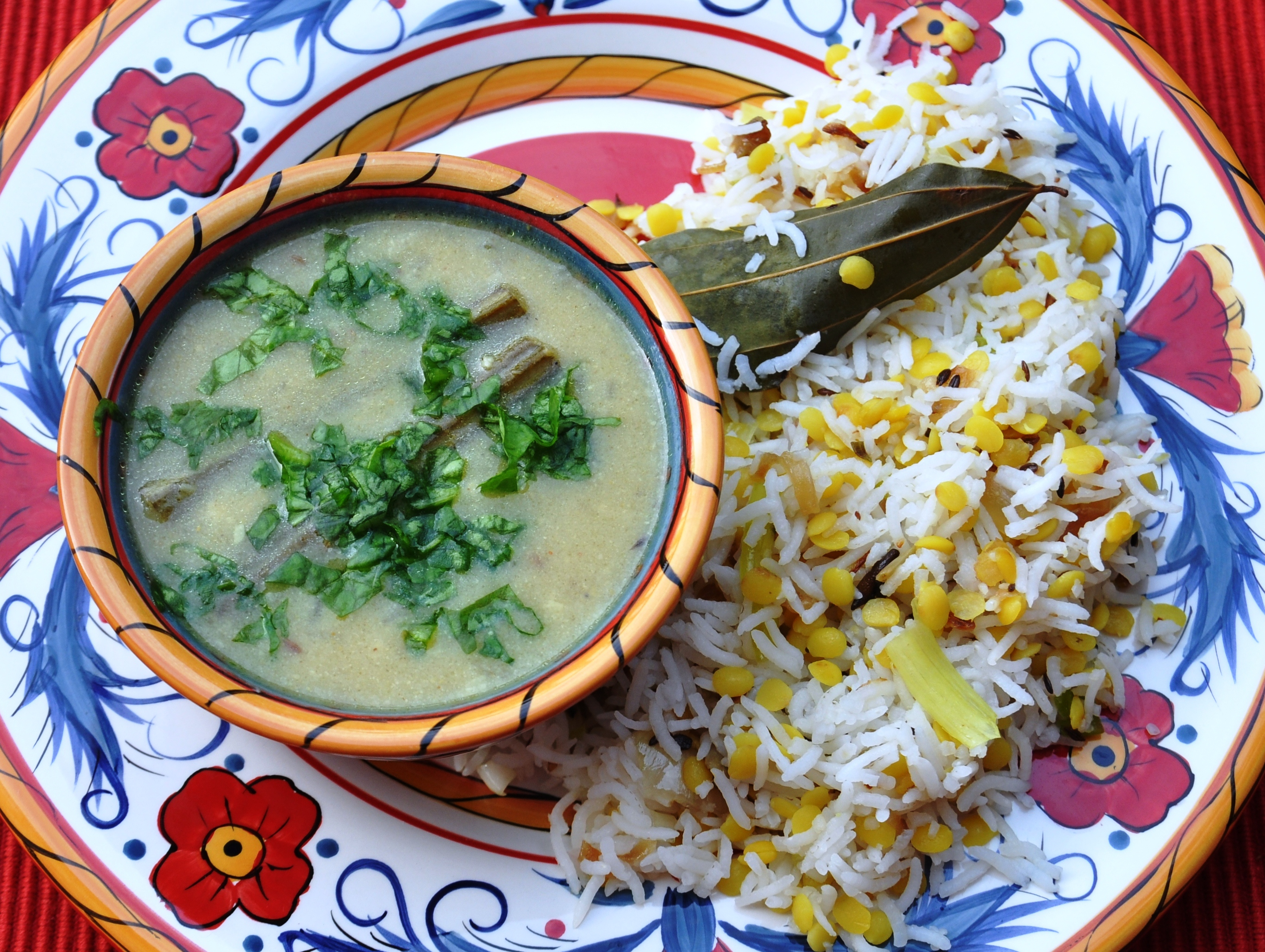 Guest post dal chawal palidu a bohra muslim delicacy one life dal chawal palidu forumfinder Choice Image
