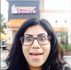 Sabera Dunkin Donuts