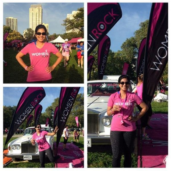 At the Women Rock run i September 2014